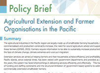 Policy Briefs